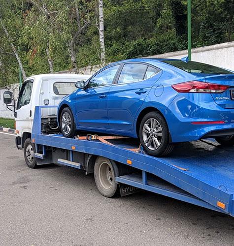 Транспортировка легковых авто в Саранске